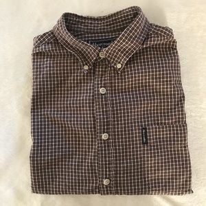 Abercrombie and Fitch Button Up Top Shirt Large